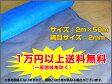 シンセイ 防風ネット 防風網 (青)2mm目 2m×50m 農業資材 園芸用品 家庭菜園