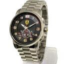 Scuderia フェラーリ Ferrari スクーデリア Gents SF107 ヘリテージ ステンレス ベルト クオーツ メンズ ウォッチ 0830065 n61206