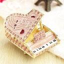 【ジュエリーボックス】 グランドピアノ ジュエリーボックス 3781 ピンク