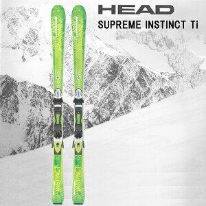 SUPREME INSTINCT Ti + PR 11 BRAKE 78 [2015-2016モデル]