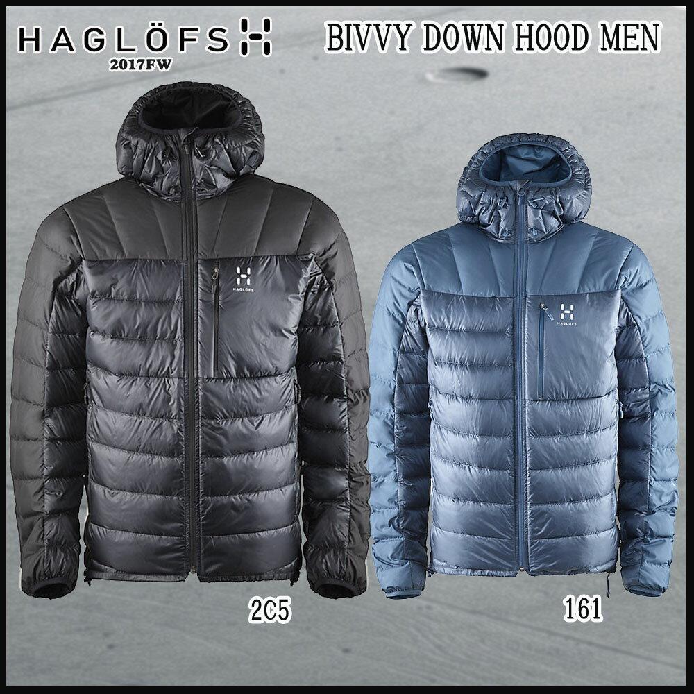 ホグロフス ダウンジャケット HAGLOFS BIVVY DOWN HOOD MEN (haglofs_17FW) (wed-01)