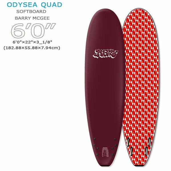 サーフィン・ボディボード, サーフボード  19 CATCH SURF BARRY MCGEE x JOHN LAZCANO MODELS ODYSEA 60 QUAD sp-cth catch-s