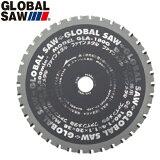 グローバルソー GLA-355K グローバルソー 鉄鋼用チップソー (極薄刃)355mm×64P 鉄・ステンレス兼用