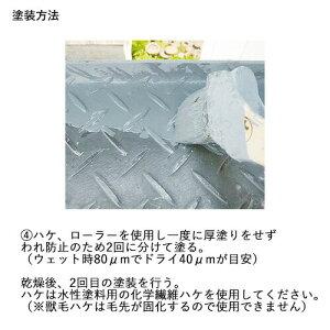 【ローバル】常温亜鉛めっき水性ローバル18kgセットWR-18KG