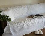 200x250掛け布団サイズ★真っ白店長お勧め『マルチカバー』価格以上に上質でリバーシブルホワイトキルト