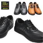 EUROGOLFウォーキングシューズ/紐靴/ファスナー付/軽量/No98681