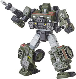 Transformers E3537 Generations War for Cybertron: Siege Deluxe Class WFC-S9 Autobot Hound Action Figure トランスフォーマー サイバトロン 【並行輸入品】【ラッピング不可】
