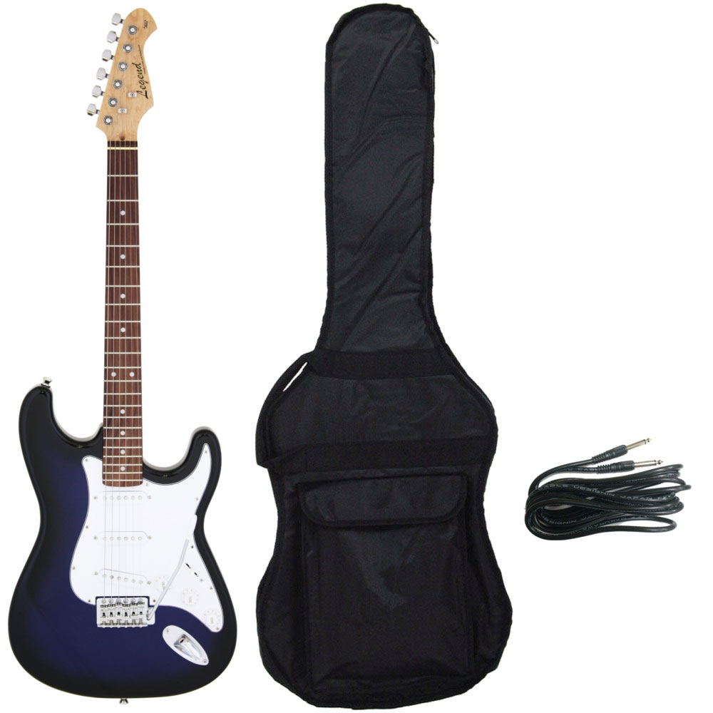 ギター, エレキギター Legend LST-Z BBS(Blue Black Sunburst) smtb-TK