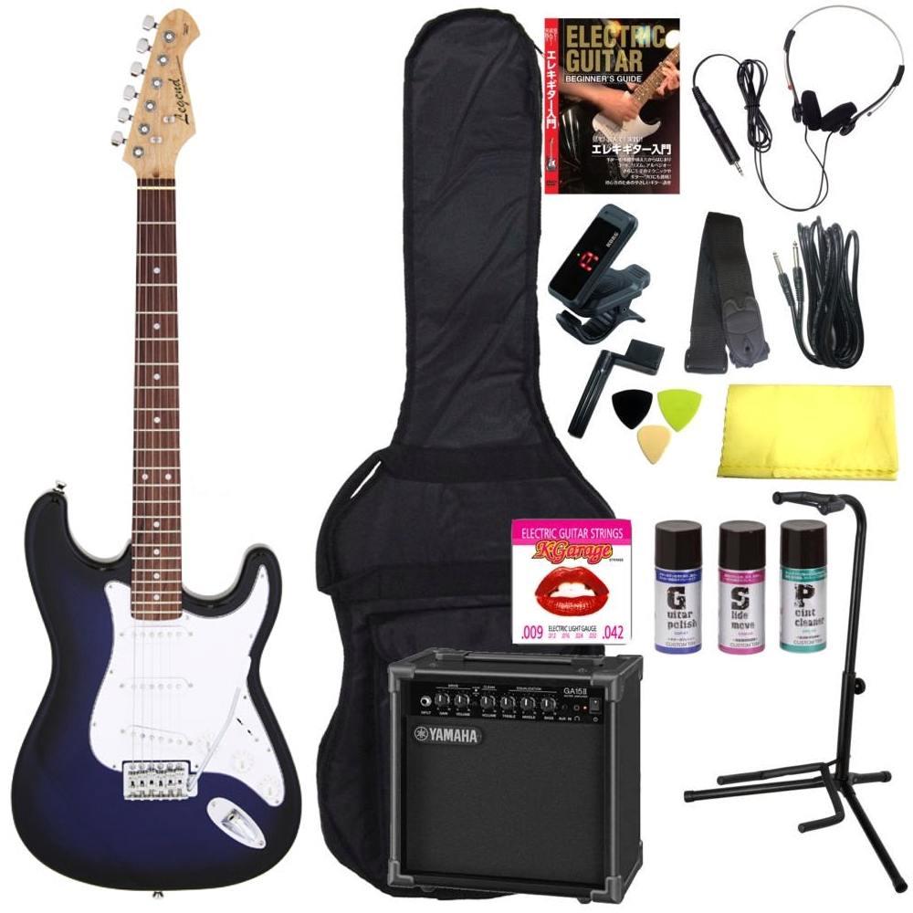 ギター, エレキギター 16YAMAHA 15WLegend LST-Z BBS(Blue Black Sunburst) smtb-TK