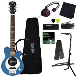 【送料込】【豪華10点セット】Pignose/ピグノーズPGG-200MBLアンプ内蔵ギター【smtb-TK】