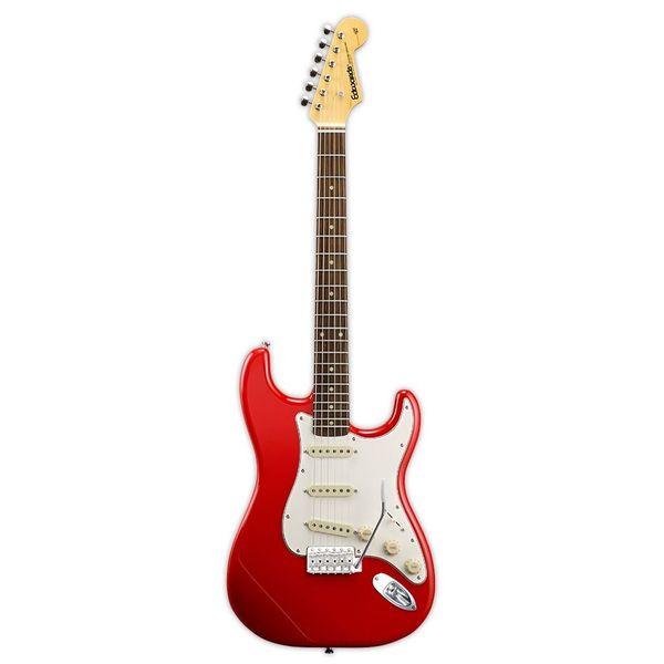 ギター, エレキギター 5edwards E-ST-90ALR Trino Red smtb-TK