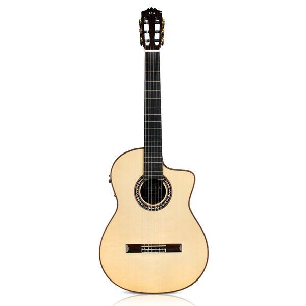 ギター, クラシックギター 7Cordoba GK Pro Negra FISHMAN smtb-TK