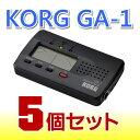 【お得なまとめ買い】【送料込】【5個セット】KORG/コルグ GA-1 ギター&ベース用チューナー【smtb-TK】