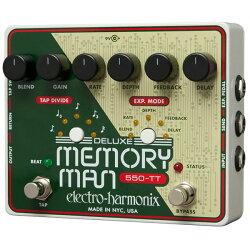 【送料込】【国内正規品】electro-harmonixエレクトロハーモニックスDeluxeMemoryMan550-TTアナログ・ディレイ【smtb-TK】