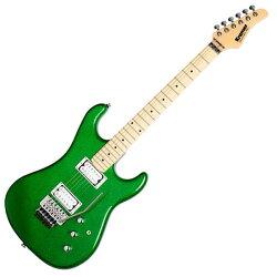 【送料込】【限定モデル】KRAMERLtd.Edition2015PacerVintage/GMEmeraldGreenMetalFlakeエレキギター【smtb-TK】
