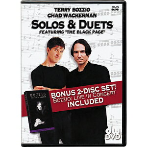 【メール便・送料無料・代引不可】【処分特価】【英語版】DW-DVD Terry Bozzio and Chad Wackerman SOLO & DUETS DVD【smtb-TK】