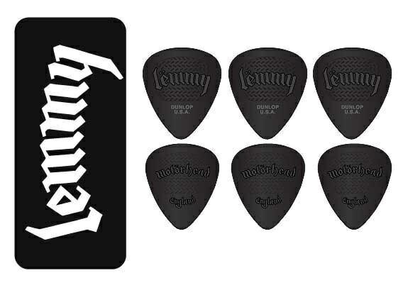 アクセサリー・パーツ, ピック Dunlop Lemmy Signature1.14mm x6()MHPT02smtb-TK