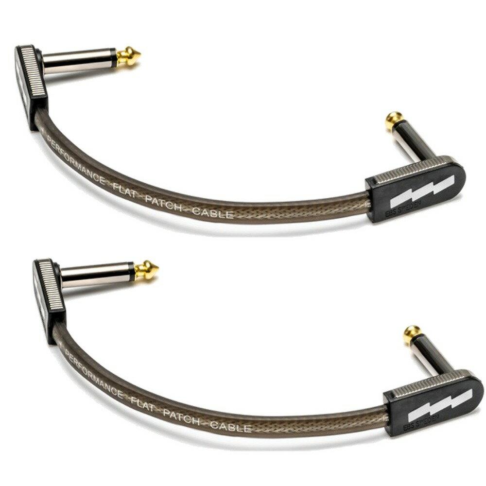 ケーブル, シールドケーブル 2EBS PCFHP10 10cm LL The High Performance Flat Patch Cable smtb-TK