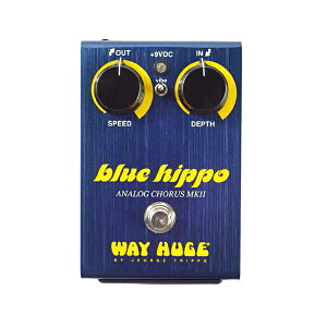 ���������ۡڸ����ǥ�ۡڹ��������ʡ�WAY HUGE/�������ҥ塼�� WHE601 Blue Hippo MkII �ӥ�...