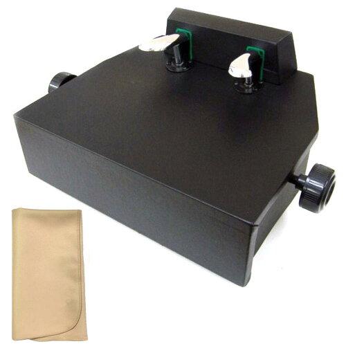 イトマサ ITOMASA P-33 BK ピアノ補助ペダル/補助台