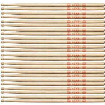【送料込】【12ペア】Pearl パール 163H/3 淳士 SIAM SHADE, BULL ZEICHEN 88 ドラムスティック【smtb-TK】