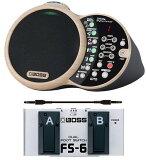 【送料込】【フットスイッチ/FS-6+audio-technica製接続ケーブル付】BOSS ボス DR-01S Rhythm Partner 【smtb-TK】