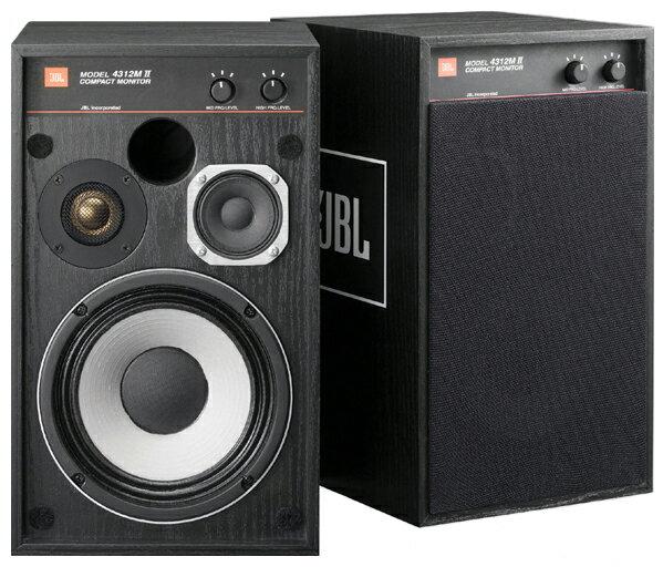 オーディオ, スピーカー JBL 4312MII BK()smtb-TK