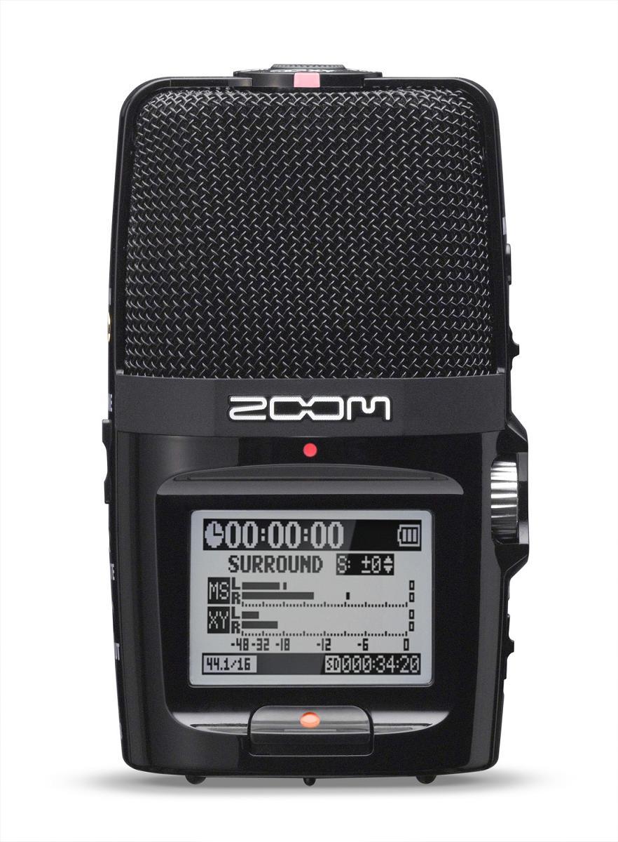DAW・DTM・レコーダー, その他 3 ZOOM H2n MSH2nextsmtb-TK