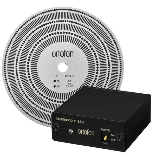 【送料込】ortofon/オルトフォン SB-2 ストロボスコープ ターンテーブルスピードチェッカー【smtb-TK】