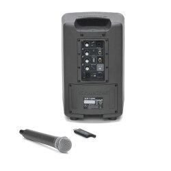 【ポイント5倍】【送料込】SAMSONサムソンEXPEDITIONXP106Wワイヤレスマイク付Bluetooth対応ポータブルPAシステム【smtb-TK】
