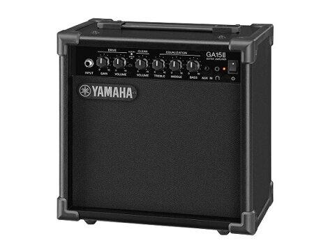【ポイント2倍】【送料込】YAMAHA/ヤマハ GA15II ギターアンプ【smtb-TK】