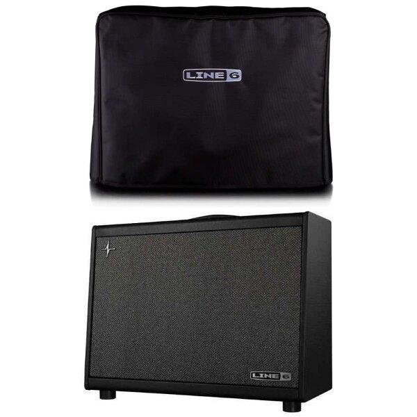 2倍  込  純正アンプカバー付 LINE6ラインシックスPowercab112Plusアクティブ・ギタースピーカー・システム