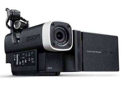 【ポイント10倍】【送料込】ZOOM/ズーム Q4 Handy Video Recorder …