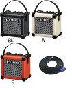 【ポイント2倍】【送料込】【VOX3mシールド付】Roland/ローランド MICRO CUBE GX/全3色 Guitar Amplifier [M-CUBE GX]【smtb-TK】