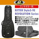 【ポイント3倍】【数量限定特価】RITTER/リッター Style3-9E BGB エレキギター用 ギグバッグ