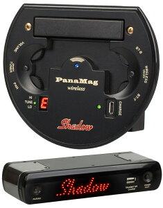 ★新製品201312★【送料込】Shadow/シャドウ SH PMG-W NanoMagピックアップ採用 PanaMAG Wirele...