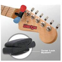 【メール便・送料無料・代引不可】Wedgie/ウェッジWPH001ギターに簡単取り付け便利なラバーピックホルダー【smtb-TK】