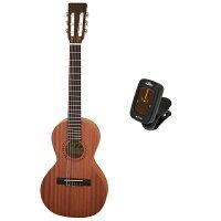 【純正クリップチューナーACT-CH付】ARIA/アリアASA-18Cパーラータイプミニクラシックギター580mmスケール