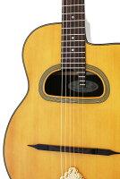 【送料込】【ギグバッグ付】ARIA/アリアMM-10/DマカフェリスタイルアコースティックギターDタイプ・サウンドホール【smtb-TK】