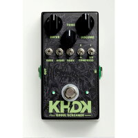 【送料込】KHDKElectronicsGhoulScreamerKirkHammett(METALLICA)オーバードライブ【smtb-TK】