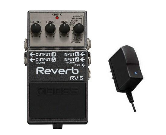 ギター用アクセサリー・パーツ, エフェクター 2ACPSA-100S2BOSS RV-6 Reverb smtb-TK