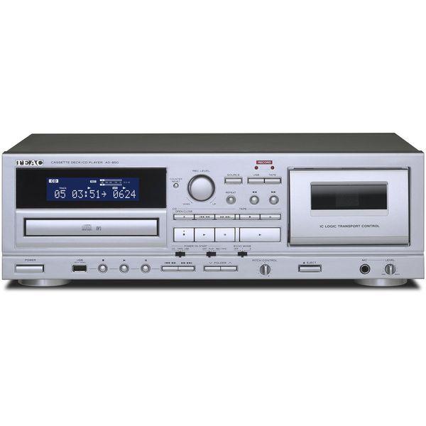 コンポ用拡張ユニット, カセットデッキ TEAC AD-850 CDsmtb-TK