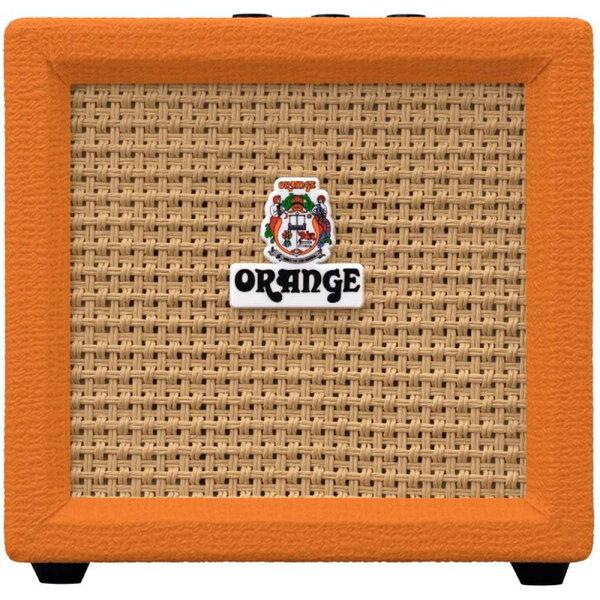 2倍  込 OrangeオレンジCRUSHMINIスピーカー・アウト搭載3Wミニ・アンプ smtb-TK