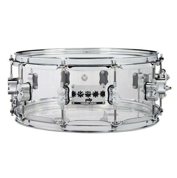ドラム, スネア 2pdp PA-PDSN0614SSCS Chad Smith 14 smtb-TK