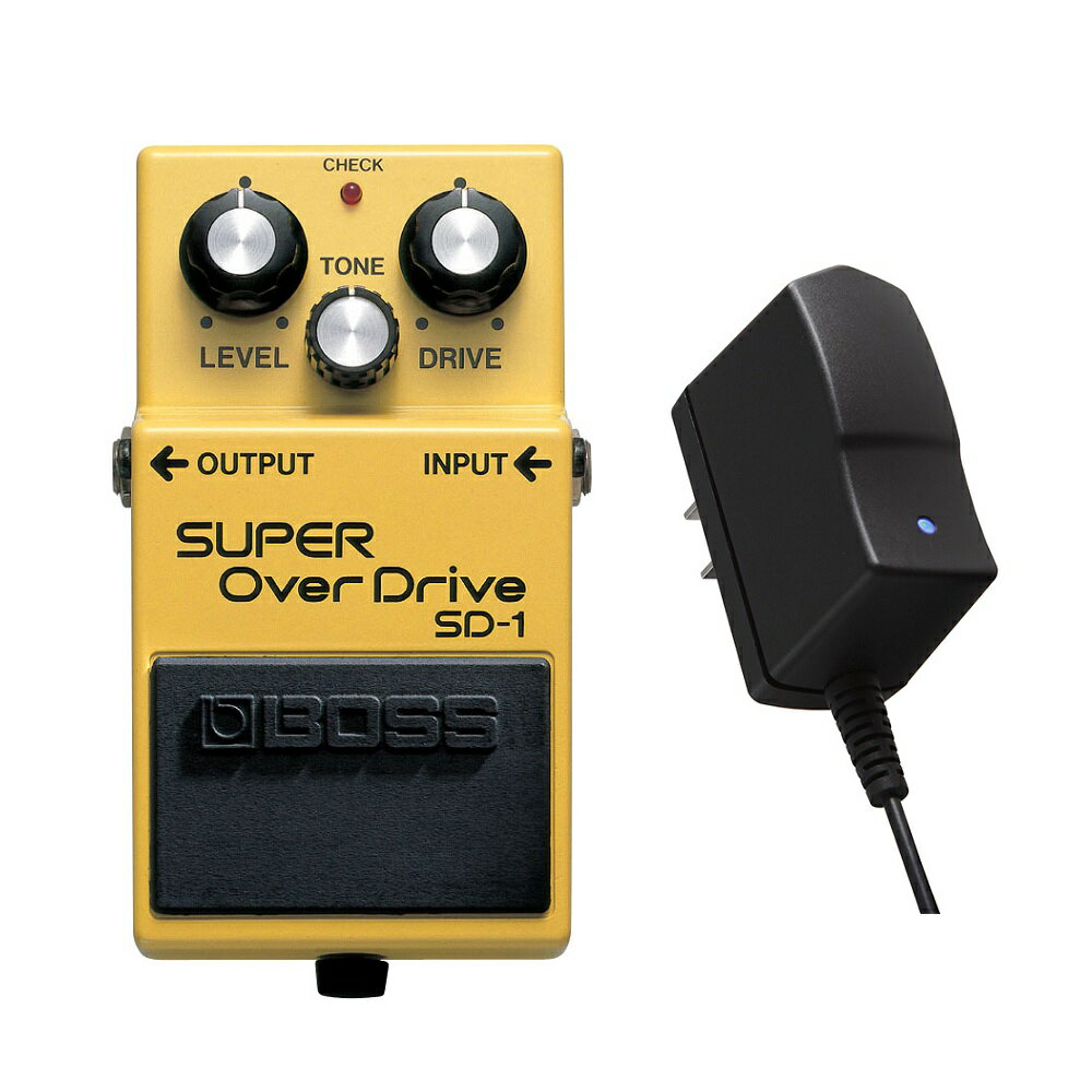 ギター用アクセサリー・パーツ, エフェクター ACPSA-100S2BOSS SD-1 SUPER OverDrive smtb-TK