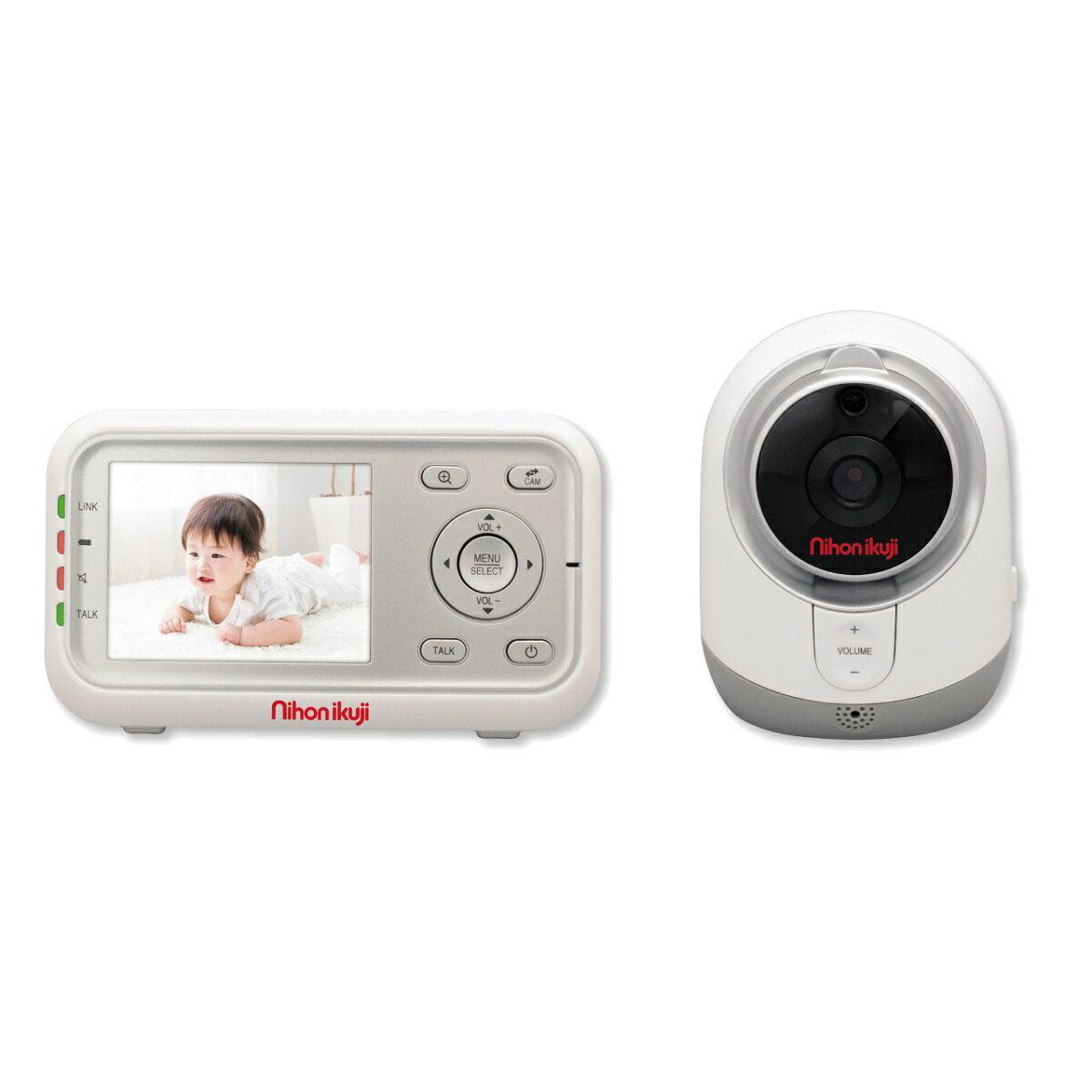 【新品】【レンタル3ヶ月】日本育児 デジタルカラー スマートビデオモニター3 【 ベビー用品 】【レンタル】