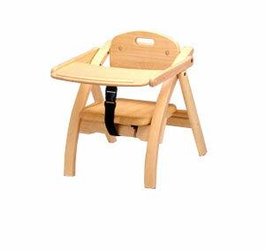 大和屋 アーチ 木製ローチェア NA 【レンタル1ヶ月まで】【 ベビー用品 】【レンタル】