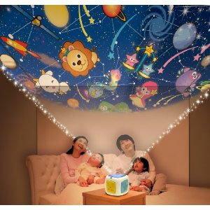 タカラトミー 天井いっぱい!おやすみホームシアター / 寝かしつけ TAKARATOMY おもちゃ ベビー 子供 子守唄 部屋の天井 プラネタリウム【ラッキーシール対応】