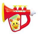 うーたんの子ども用ラッパ 子供用 ラッパ型 楽器 幼児用 おもちゃ ラッパ風 ラッパ 電池付き いないいないばあっ うーたん ♪ 3