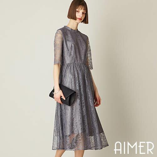 レディースファッション, ドレス 7aimer anche S M L